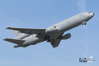 82-0192 United States Air Force McDonnell Douglas KC-10A Extender