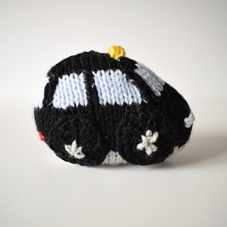 Toy Cars: London black cab