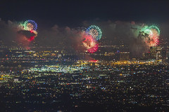 San Diego Big Bay Boom Fireworks 2018 (slworking2) Tags: california unitedstates us sandiego bigbayboom fireworks night sky 4th july usa