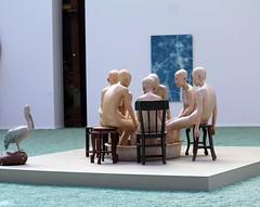Nette Runde (♥ ♥ ♥ flickrsprotte♥ ♥ ♥) Tags: nordart kunst büdelsdorf