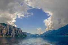 The Tempest (Giovanni Giannandrea) Tags: stormysky skyline lakegarda lagodigarda italy italia riva cloudburst tempesta