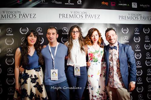 Junta directiva de los Premios Pávez
