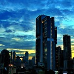 ..beautiful skyline of the city I called home.. thumbnail