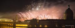 feu d'artifice 14 Juillet 2018 à Toulouse (Florent Péraudeau) Tags: feu dartifice 14 juillet 2018 à toulouse canon eos1d mark iv ef24105mm f4l is usm eos 1 d 4 ef 24 105 mm m l f f4