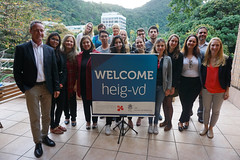 "HEIG-VD delegation in Brazil • <a style=""font-size:0.8em;"" href=""http://www.flickr.com/photos/110060383@N04/28584163377/"" target=""_blank"">View on Flickr</a>"