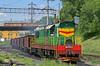 UZ ChME3-5565, Ternopil, 2018/05/23. (lg-trains) Tags: ukraine ukrainian railways trains trainspotting