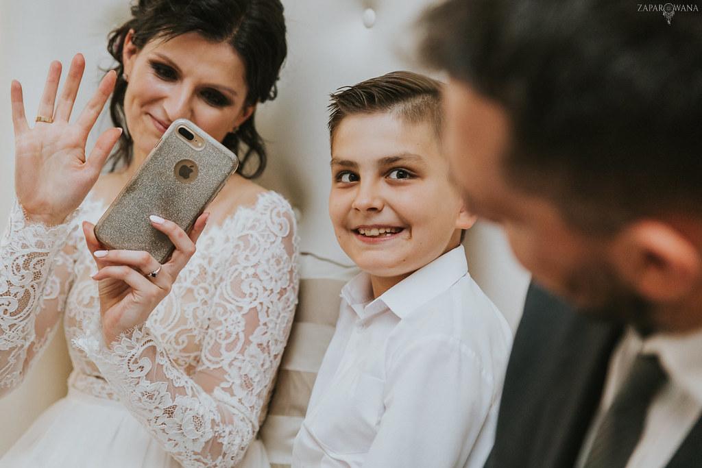 537 - ZAPAROWANA - Kameralny ślub z weselem w Bistro Warszawa