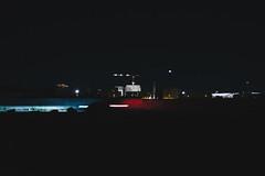 (alex bo.) Tags: light lights car lumiere nuit night nantes voiture phares feux fuji fujifilm xt20 23mm