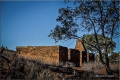 Appealinna  sheep station ruins (Gasgaslex) Tags: kanyaka kanyakaruins sa southaustralia ruins relic homestead pioneers sheepstation abandoned derelict historic