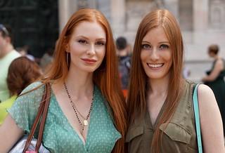 Serena & Letizia