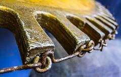 Artesanía Rítmica   ///   Rythm Handcraft (187/365) (Walimai.photo) Tags: madera wood macro metal rythm ritmo repetición repetition lx5 lumix panasonic lisboa lisbon portugal