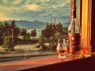 Saturday night dram with a view....  #cheers #saturdaynight #whiskywithaview #lifeisgood