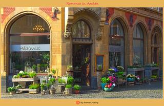Romantik in Aachen/Romance in Aachen/亚琛的浪漫/الرومانسية في آخن