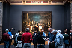 Night Watch (eScapes Photo) Tags: europe holland netherlands rijksmuseum rembrant nightwatch