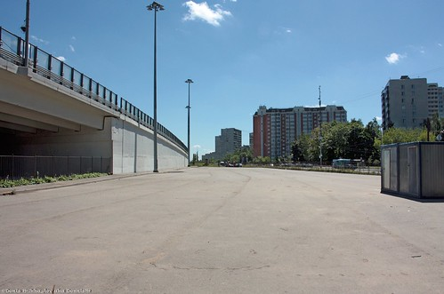 Москва, Зеленоградская улица.