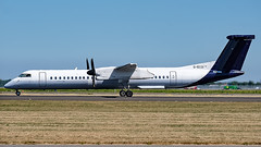 G-ECOI-1 DHC8 AMS 201807