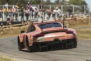 Porsche 911 RSR Pink Pig Le Mans winner