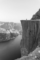 Pulpit Rock (IEproductions) Tags: rogaland norway no