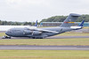 05-5141 C-17A Globemaster III USAF Prestwick 17/06/2018 (Robert Banks 1) Tags: 55141 c17 c17a globemaster iii usaf united states air force prestwick egpk pik march 452 nd amw afrc