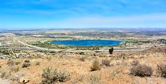 Lake Palmdale (joe Lach) Tags: lakepalmdale palmdale californiaaqueduct artificiallake mojavedesert mohavedesert antelopevalley california joelach