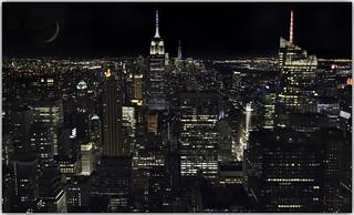 NYC night shades