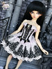 Minifée Outfit (~ Eglantine ~) Tags: bjd mystic doll minifée outfit dress corset handmade eglantine