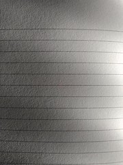 Niente da dire (d'acqua) Tags: pagina foglio righe bianco nocomment paginabianca madre sfogarsisuflickr niente nientedadire casa mancanza assenza dispiacere linee storture ombre
