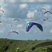 Paragliding, Dunstable Downs