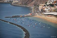 Playa De Las Teresitas, Санта-Круз, Тенеріфе, Канарські острови  InterNetri  765