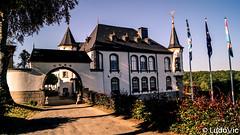 Château d'Urspelt (Lux) (Lцdо\/іс) Tags: chateau castle urspelt luxembourg luxemburg gdluxembourg kastel caste europe europa travel visit hotel voyage tourisme touriste historic history flickr explore lцdоіс juillet 2018 july