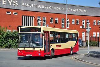 Stott, Oldham PP57 BLU