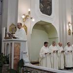 Bucchianico - Apertura del Giubileo del Santuario