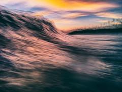 19 (Justin Bartels) Tags: wave waves water ocean day sunset mood abstract art fineart contemporaryart abstractart sandiego socal southerncalifornia california encinitas carlsbad motion movement fluid