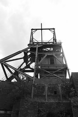 Barnsley Main colliery  July 2018 (dave_attrill) Tags: barnsley main colliery doncasterroad coal mining industry abandoned site closed july 2018 windingwheel dearnevalley dearne southyorkshire yorkshire remains listed building structure coalfield