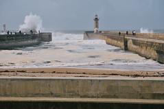 Foz do Douro, Porto (Gail at Large | Image Legacy) Tags: 2018 fozdodouro portugal farol gailatlargecom lighthouse