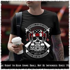 The Right to Bear Arms. Shall Not Be Infringed. Since 1791. Gildan Ultra Cotton T-Shirt. Black.  | Loyal Nine Apparel (LoyalNineApparel) Tags: 2a america blackriflesmatter concealedcarry countryboy defendthe2nd gun gunfanatics gunlove gunsdaily igmilitia igmilitiaca instaguns liberallunacy loyalnineapparel loyalnineclothes merica murica navy nra pewpew pewpewpew politicalcorrectness rifle thegunlife thepewpewlife usa veterans weaponsdaily