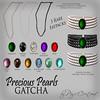 ღ ♡ Precious Pearl GATCHA by Page Creations™ ♡ ღ (Raven Page) Tags: gatcha twisted sockdolanger pearls 1920s mesh