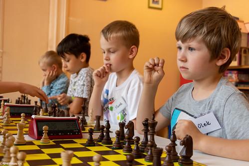 VIII Turniej Szachowy Przedszkolaków o Mistrzostwo Świdnicy-61