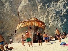 IMG_1134 (SyrianSindibad) Tags: greece zakynthos navagiobeach shipwreckbeach smugglerscove