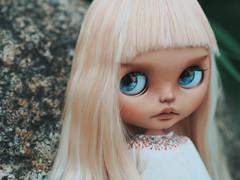 Myrah (KeiuDolls) Tags: blythe ooak art custom keiudolls heather sky rbl alpaca wig