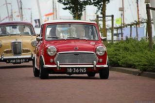 1970 Mini Cooper S - 18-36-NS
