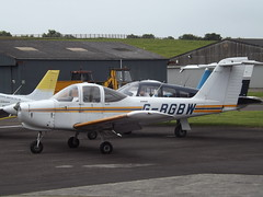 G-BGBW Piper Tomahawk 38 Smart People Dont Buy Ltd (Aircaft @ Gloucestershire Airport By James) Tags: gloucestershire airport gbgbw piper tomahawk 38 smart people dont buy ltd egbj james lloyds