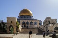 Jerusalem old city (pankazek_foto) Tags: oldcity israel jerusalem templemount domeontherock
