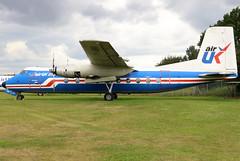 G-ASKK (GH@BHD) Tags: gaskk handleypage hpr7 heraldsrs211 herald airuk cityofnorwichaviationmuseum norwichinternationalairport norwich propliner dart airliner aviation aircraft
