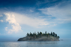 Ellingson Island-DSC07387 (Rocks and Waters) Tags: 1805xxnorthshore ellingsonisland greatlakes island lake lakesuperior loxia250 minnesota river zeiss a7r2 clouds landscape loxia nature rocksandwaters sony spring water woods