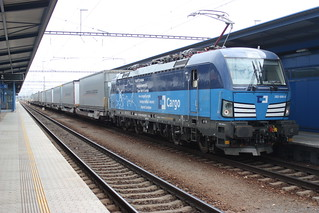 383.008-0 CD Cargo Vectron at Breclav 10-05-18
