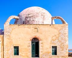 Chania, Crete (Kevin R Thornton) Tags: mosque crete travel mediterranean city greece d90 architecture chania nikon creteregion gr