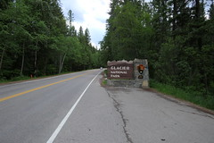 "Glacier Park Entrance • <a style=""font-size:0.8em;"" href=""http://www.flickr.com/photos/63501323@N07/42247399614/"" target=""_blank"">View on Flickr</a>"