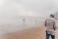 After The Eruption (pni) Tags: human people being person man wet water steam eruption strokkur geysir geyser goshver is18 iceland ísland pekkanikrus skrubu pni