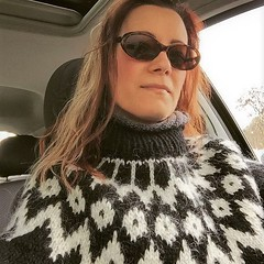 Women in sexy icelandic knitwear (Mytwist) Tags: sexy lopi knitwear selfie love casual women sexual wool weekend ullar peysa iceland design style fashion passion girl heavy knit soft cozy boyfriend mytwist sweater jumper icelandic femdom